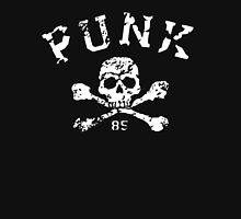 PUNK MUSIC - SKULL  T-Shirt