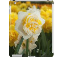 "Double Narcissus ""Lingerie"" iPad Case/Skin"
