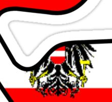 The Austrian Grand Prix Sticker