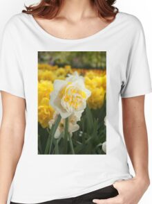 "Double Narcissus ""Lingerie"" Women's Relaxed Fit T-Shirt"