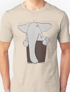 elephants wear corduroy T-Shirt