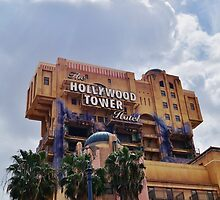 Tower of Terror by rachelgracey