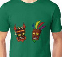 Uka Uka & Aku Aku Unisex T-Shirt