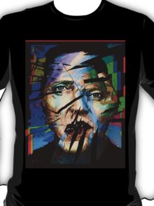 Christopher Walken. Cracked Actor. T-Shirt