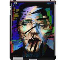 Christopher Walken. Cracked Actor. iPad Case/Skin