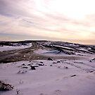 A Winters Road by Trevor Kersley