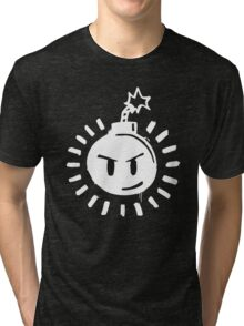 Funny Bomb - Black T Tri-blend T-Shirt