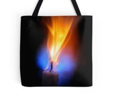 Candle Force Tote Bag