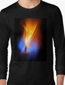 Candle Force Long Sleeve T-Shirt