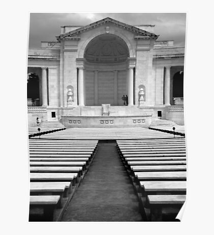 Memorial Amphitheater ~ Part Two Poster