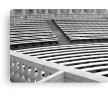 Memorial Amphitheater ~ Part Three Canvas Print