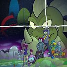 Cosmic Dash Vol. 1 by hpkomic