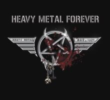 Heavy Metal Forever by Jamie Flack