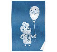 Portfolio Balloon Poster