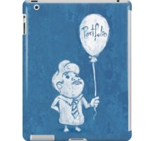 Portfolio Balloon iPad Case/Skin