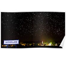 Sutherland by Night Poster