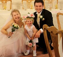 Wedding fun by Jonathon Wilson