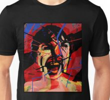Shower scene from Psycho Unisex T-Shirt