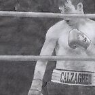 joe calzaghe by gazevans