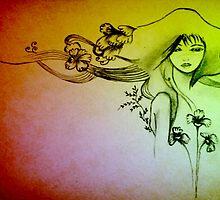 Inspiration - Audrey Kawasaki by tandoor