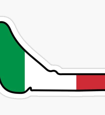 Italian Grand Prix Sticker