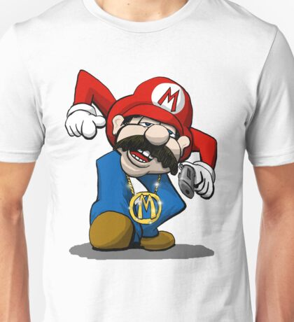 Mario-From Philly . . . .  Unisex T-Shirt
