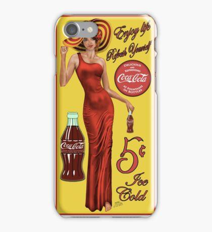 Coca Cola Red iPhone Case/Skin