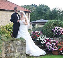Wedding garden by Jonathon Wilson