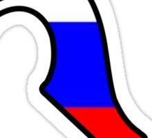Russian Grand Prix Sticker