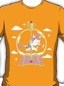 Dreamy Unicorn - CreamyDreamy Carousel Dome T-Shirt