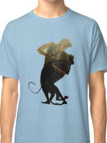 Hercules and The Nemean Lion Classic T-Shirt