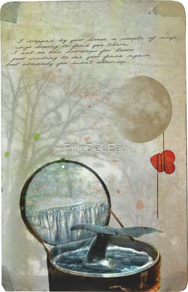 Dive into a strange dream by FilleDeLEau