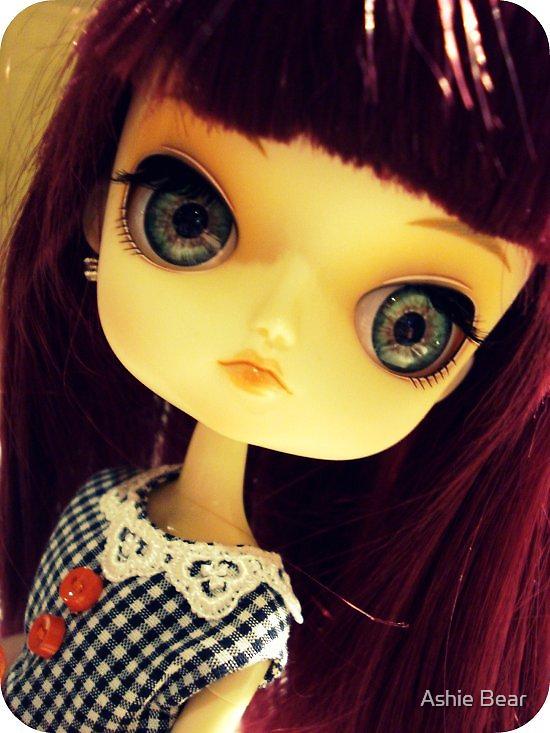 Hi Umeko by Ashie Bear