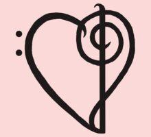 The Heart of Music Kids Tee