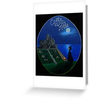 Caffe alla Notte Greeting Card