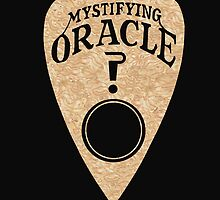Mystifying Oracle by ShayneoftheDead