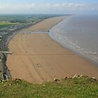 Brean Sands by RedHillDigital