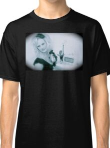 Victoria Film Noir  Classic T-Shirt