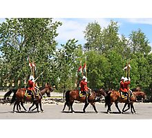 Royal Canadian Mounted Police Photographic Print