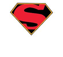Superman-Truth  Photographic Print