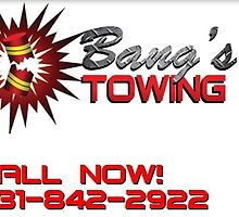 Heavy Duty Towing Melville NY by bangstowing