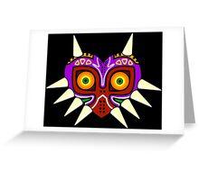 Majora's Mask Greeting Card