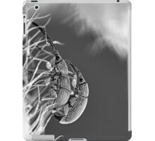 Insect 2 black & white   (c) (t) by Olao-Olavia / Okaio Créations  by fz 1000 2015 iPad Case/Skin