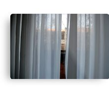 Afternoon in St. Vincents Guesthouse Metal Print