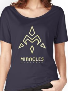 Digimon - Crest of Miracles Women's Relaxed Fit T-Shirt