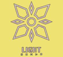 Digimon Crest of Light Kids Clothes