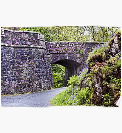 Dunvegan Castle Wall Poster