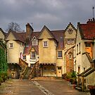 White Horse Close by Tom Gomez