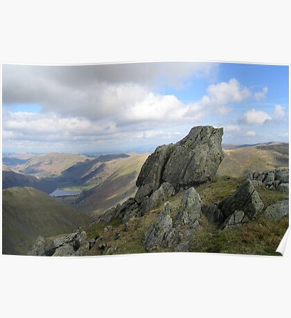 Red Screes Poster