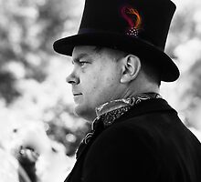 Top Hat by Karen E Camilleri
